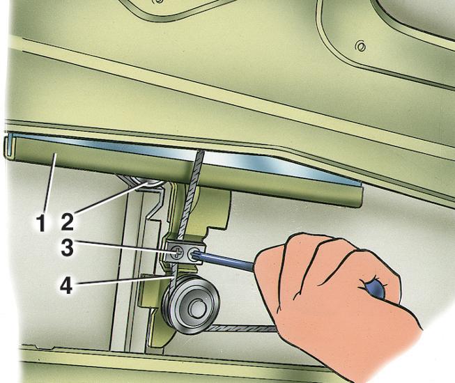 Регулировка дверей авто своими руками